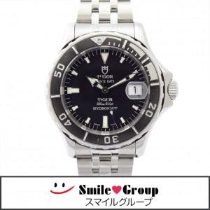 2 チュードル プリンスデイト ハイドロノート タイガー メンズ ブラック文字盤 腕時計  (1)